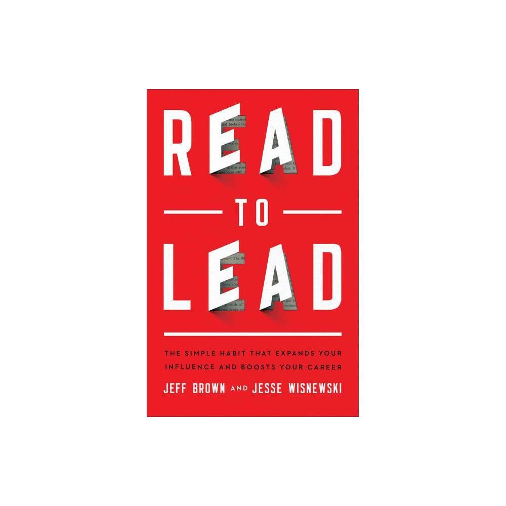 Read To Lead By Jeff Brown Jesse Wisnewski Paperback