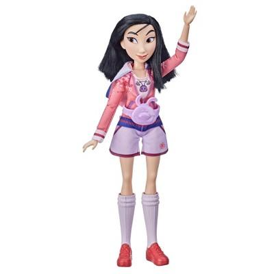 Disney Princess Comfy Squad Mulan