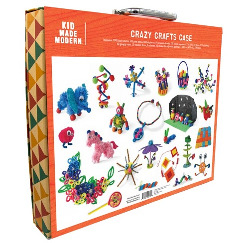 Kid Made Modern Art Kit Smarts And Crafts Target