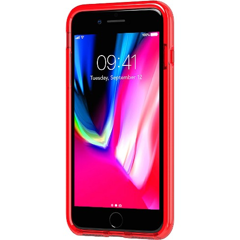 Tech21 Apple iPhone 8 Plus/7 Plus Evo Check Case - Rouge - image 1 of 5