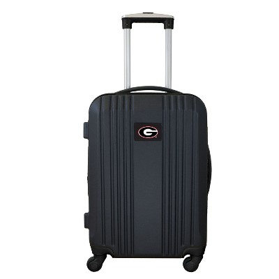 "NCAA 21"" Hardcase Two-Tone Spinner Carry On Suitcase"