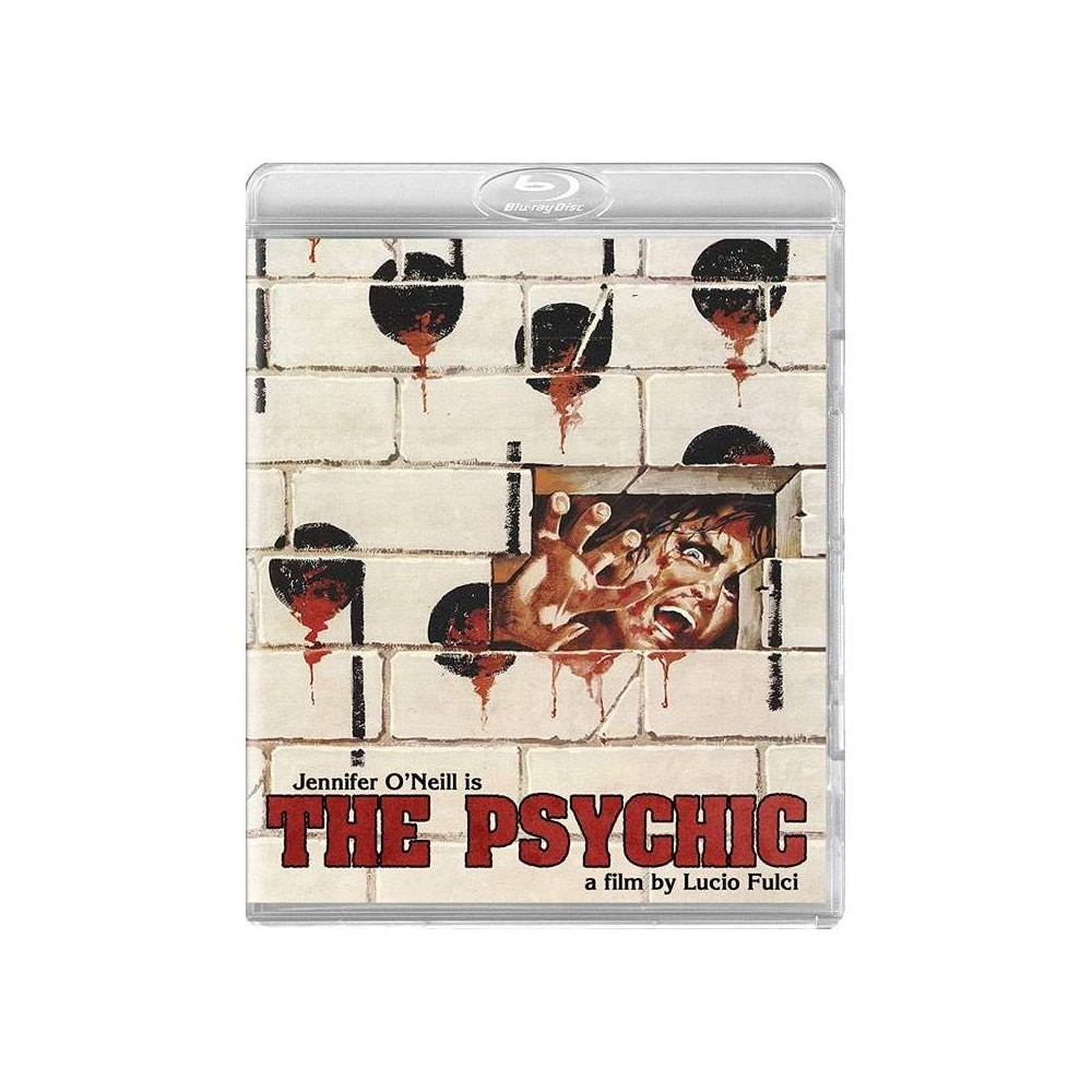 The Psychic Blu Ray