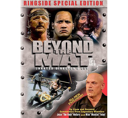 Beyond the mat ringside se (DVD) - image 1 of 1