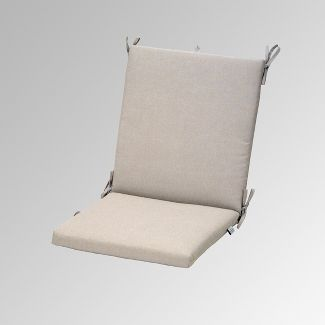 Outdoor Chair Cushion Linen - Threshold™