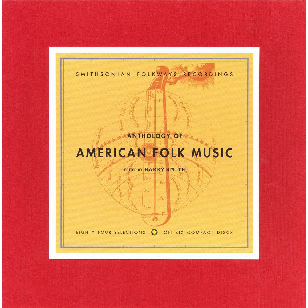 Various - Anthology Of American Folk Music (CD)