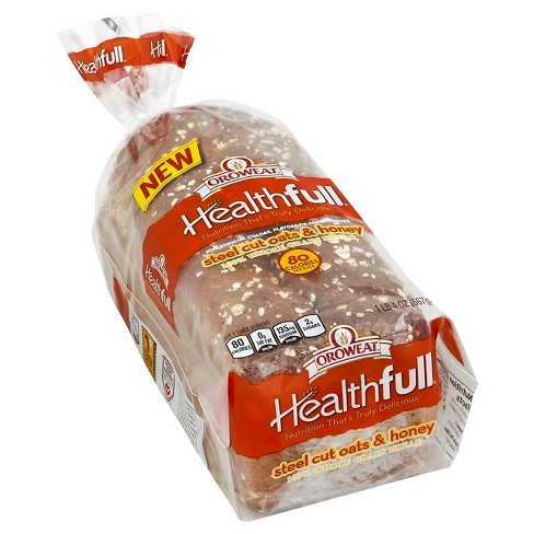 Arnold Healthful Steal Cut Oats & Honey 20oz - image 1 of 1