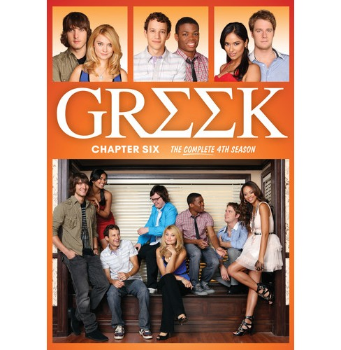 Greek:Chapter Six Season 4 (DVD) - image 1 of 1