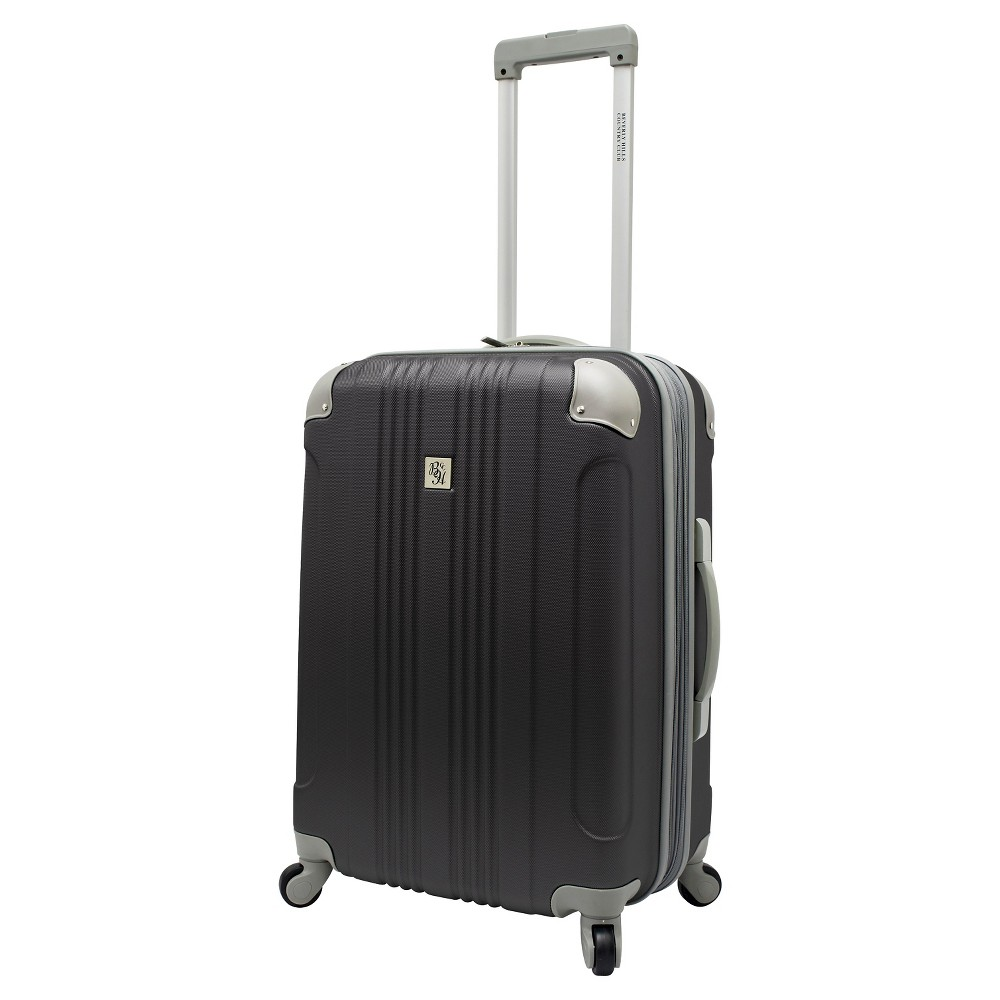 "Image of ""Beverly Hills Country Club Newport 24"""" Hardside Spinner Suitcase - Gray"""