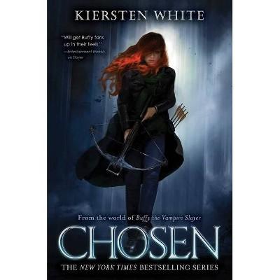 Chosen, Volume 2 - (Slayer) by  Kiersten White (Hardcover)