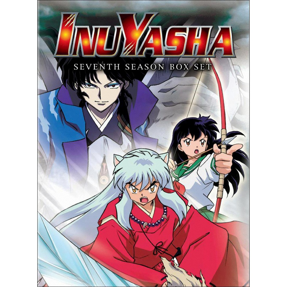 Inuyasha Season 7 Box Set (Dvd)