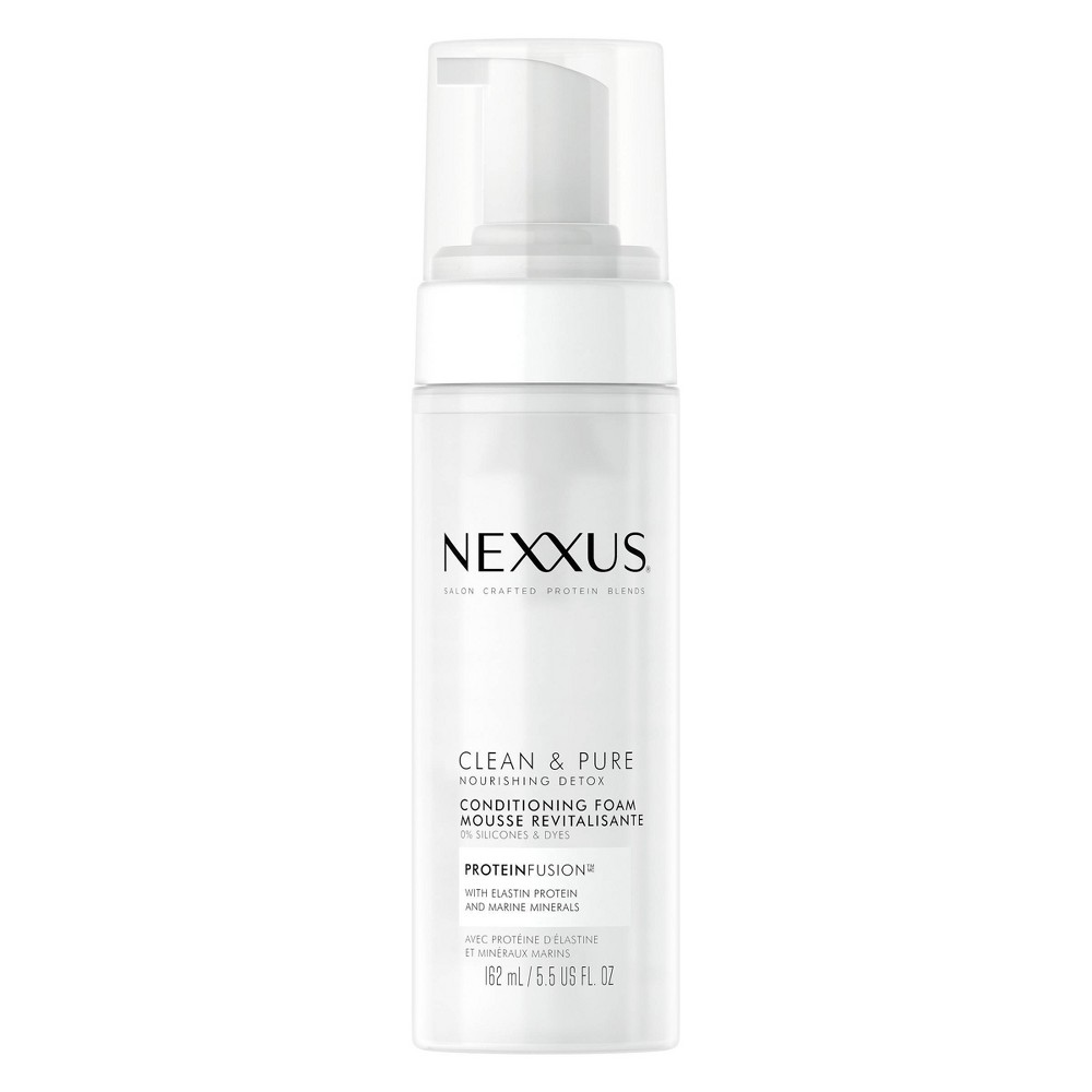 Image of Nexxus Clean & Pure Conditioning Foam - 5.5 fl oz