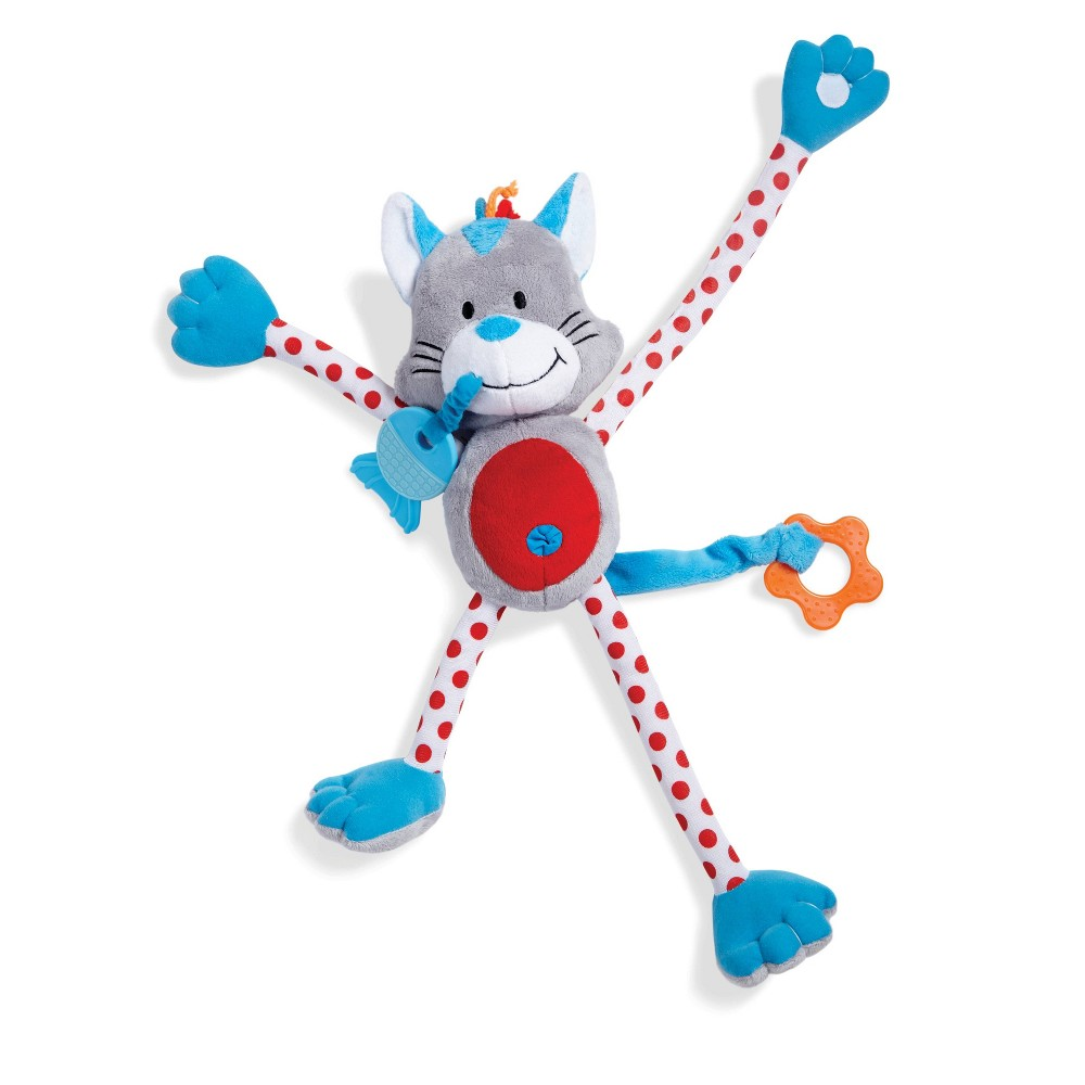 Edushape Happy Kitten Baby Toy