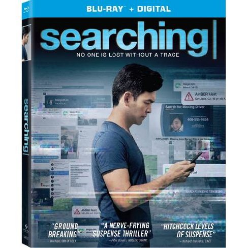 Searching (2018) (Blu-Ray + Digital) - image 1 of 1