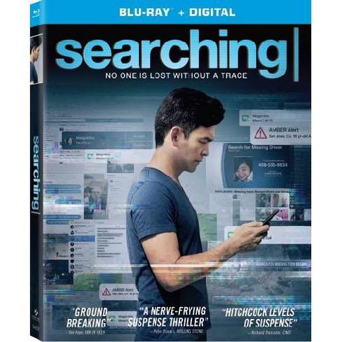 Searching (2018) (Blu-Ray + Digital) - image 1 of 1