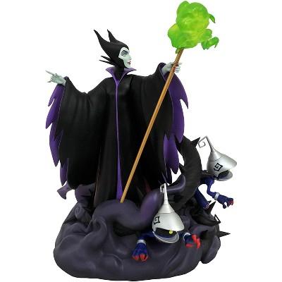 Diamond Select Kingdom Hearts Gallery 11 Inch PVC Statue | Maleficent