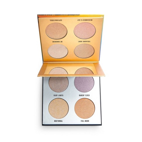 Makeup Obsession x Rady Sunlight/Moonlight Highlighter Palette - 0.04oz - image 1 of 4