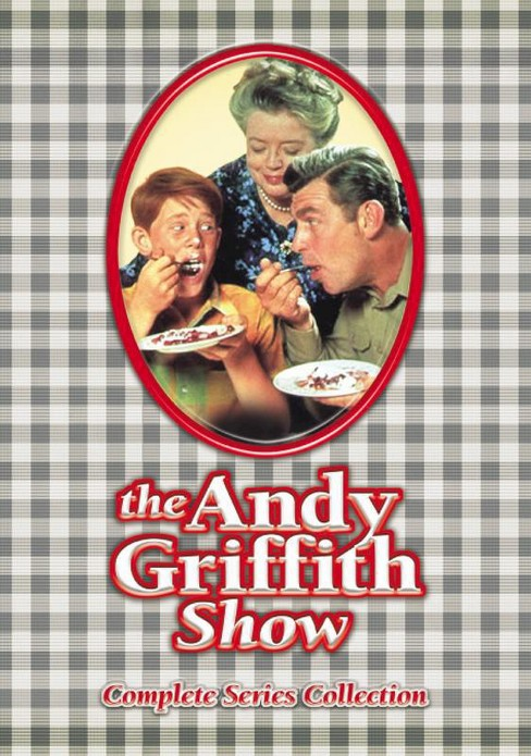The Andy Griffith Show: Complete Series Collection [40 Discs] - image 1 of 1