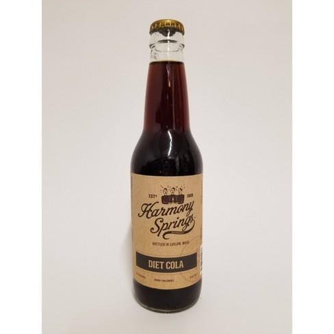 Harmony Springs Diet Cola Soda - 12 fl oz Bottle - image 1 of 1
