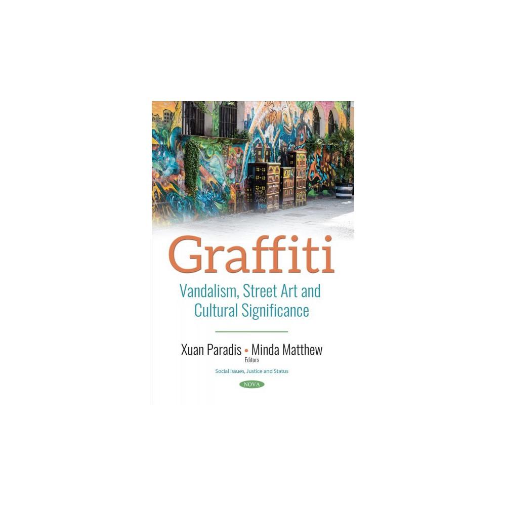 Graffiti : Vandalism, Street Art and Cultural Significance - (Paperback)