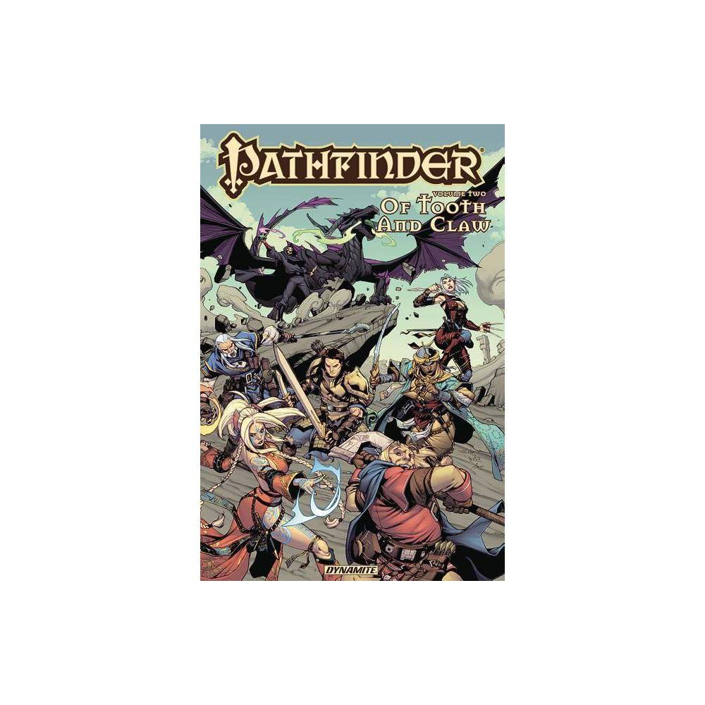 Best Online Pathfinder Vol 2 Of Tooth Claw Tpb By Jim Zub Paperback