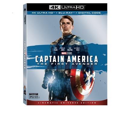 Captain America: The First Avenger (4K)