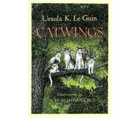 Catwings (Reissue) (Paperback) (Ursula K. Le Guin) - image 1 of 1