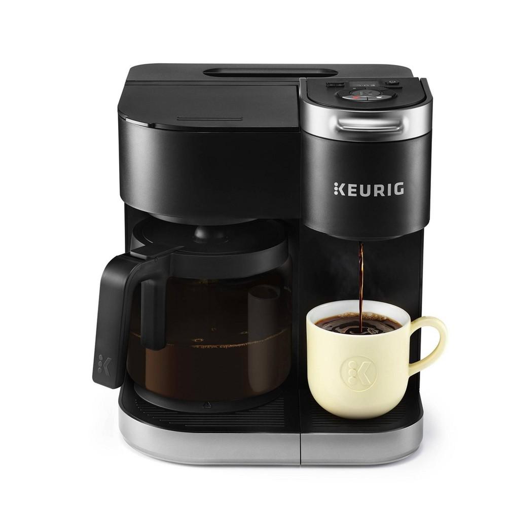 Keurig K Duo Single Serve 38 Carafe Coffee Maker