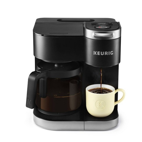 Keurig K Duo Single Serve Carafe Coffee Maker