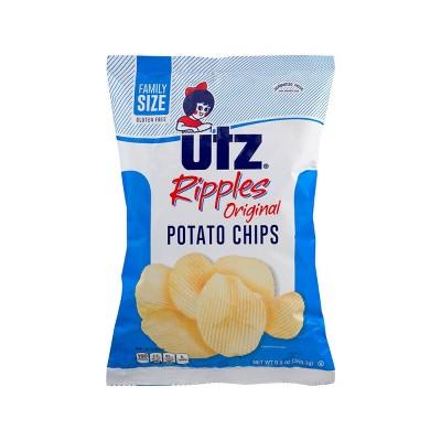 Potato Chips: Utz Ripples