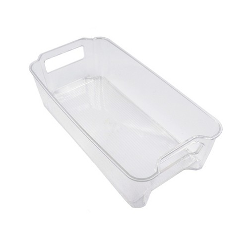 Storage Tray - Clear - 6.25 x 12.25 x 3.5 - Room Essentials™ - image 1 of 1