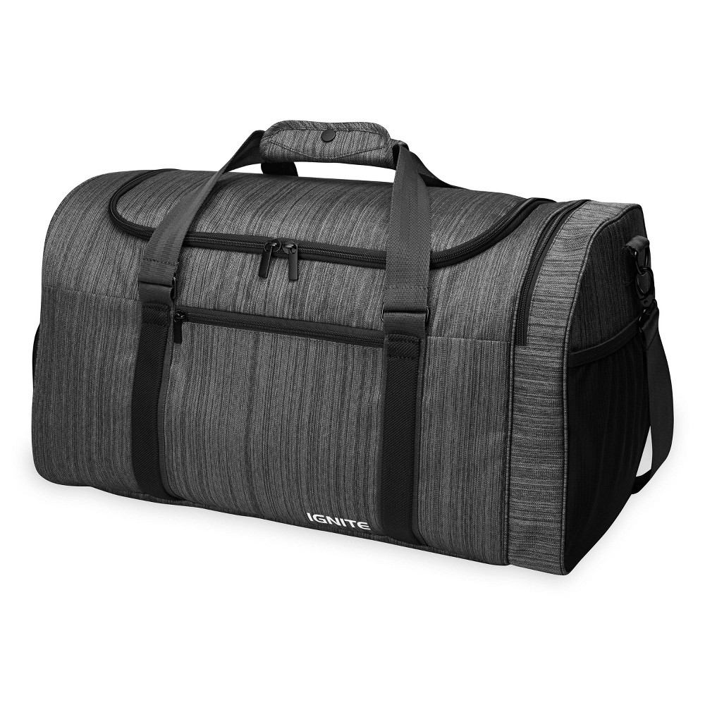Ignite Duffel Bag - Gray, Exercise and Sports Equipment Bags Ignite Duffel Bag - Gray, Exercise and Sports Equipment Bags Gender: unisex. Age Group: adult.