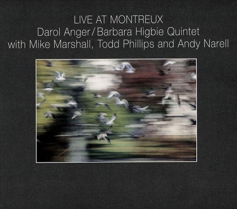 Darol anger - Live at montreaux (CD) - image 1 of 1