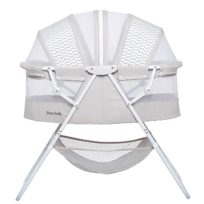 Dream On Me Karley Bassinet - Gray