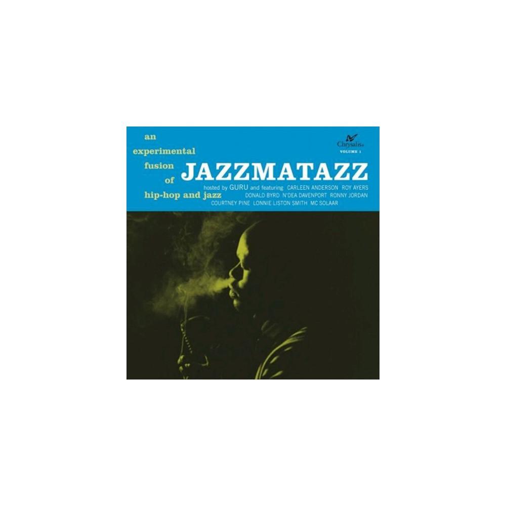 Guru - Jazzmatazz (Vinyl)