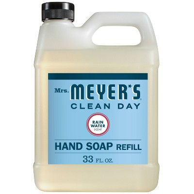 Mrs. Meyer's Clean Day Rainwater Hand Soap Refill - 33oz