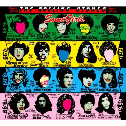 The Rolling Stones - Some Girls (Deluxe Edition) (CD) - image 1 of 2