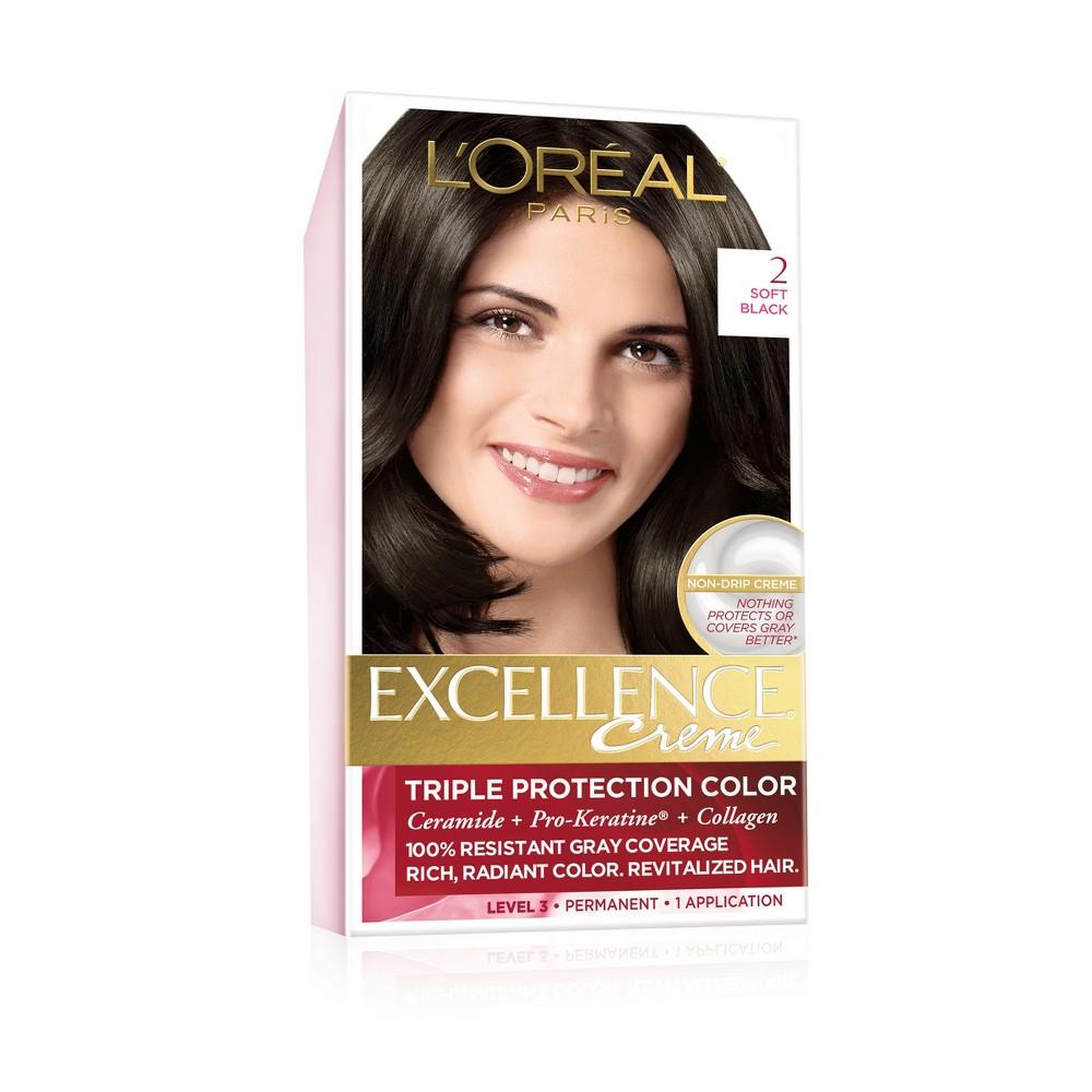 Loreal Paris Excellence Triple Protection Permanent Hair Color 5