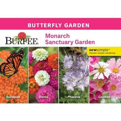 Burpee Butterfly Garden Monarch Sanctuary Garden