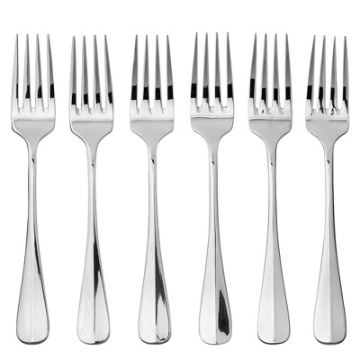Oneida Savor Dinner Fork Set of 6