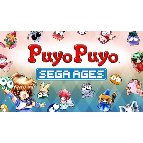 SEGA Ages: Puyo Puyo - Nintendo Switch (Digital) - image 1 of 4