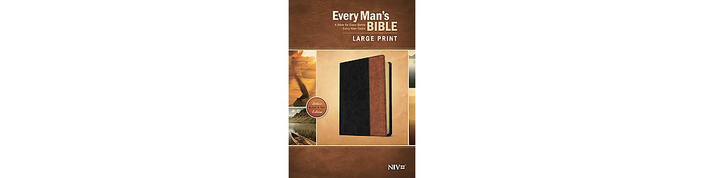 Every Man's Bible : New International Version Black & Tan...