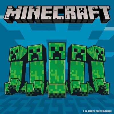 2022 Wall Calendar Minecraft - Trends International Inc