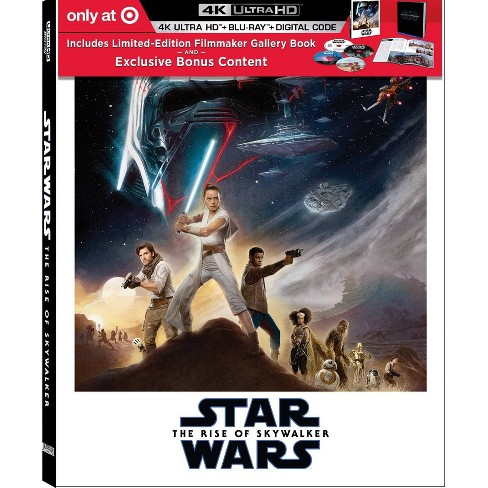Star Wars: The Rise of Skywalker (Target Exclusive) (4K/UHD) - image 1 of 2