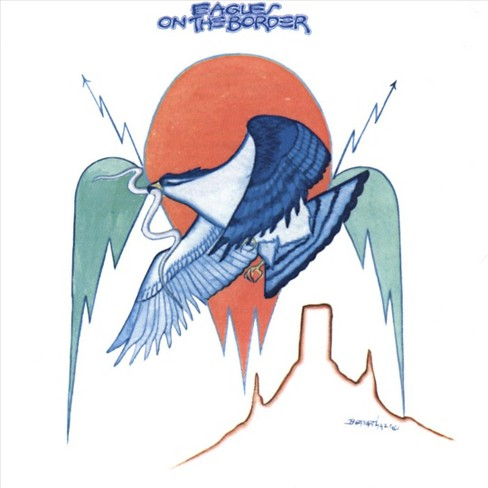 Eagles - On the border (CD) - image 1 of 3