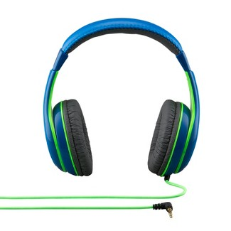 eKids Wired Headphones - Blue