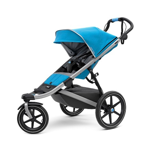 Thule Active with Kids Urban Glide 2 Stroller - Blue/Silver - image 1 of 4