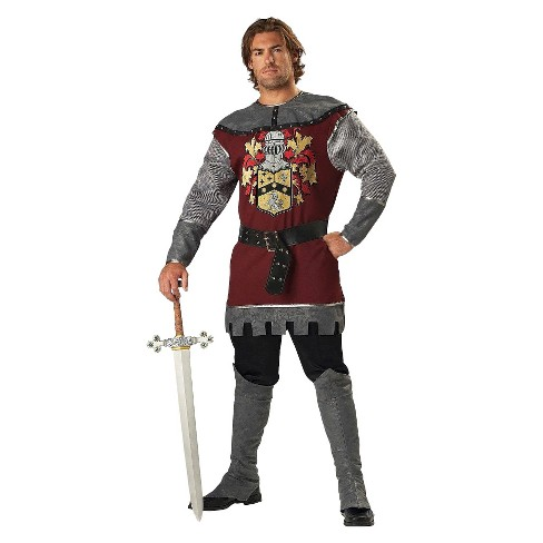 Men's Noble Knight Costume - image 1 of 1