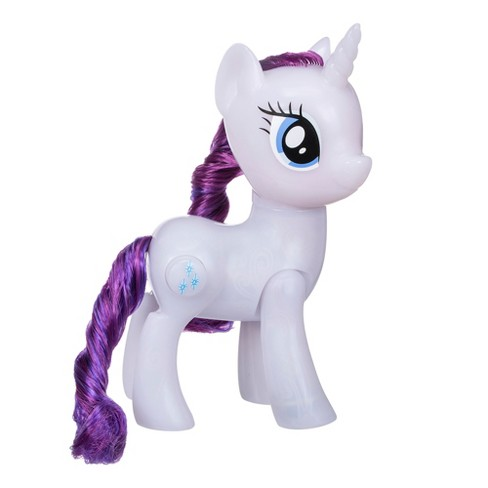My Little Pony Shining Friends Rarity Figure - image 1 of 7