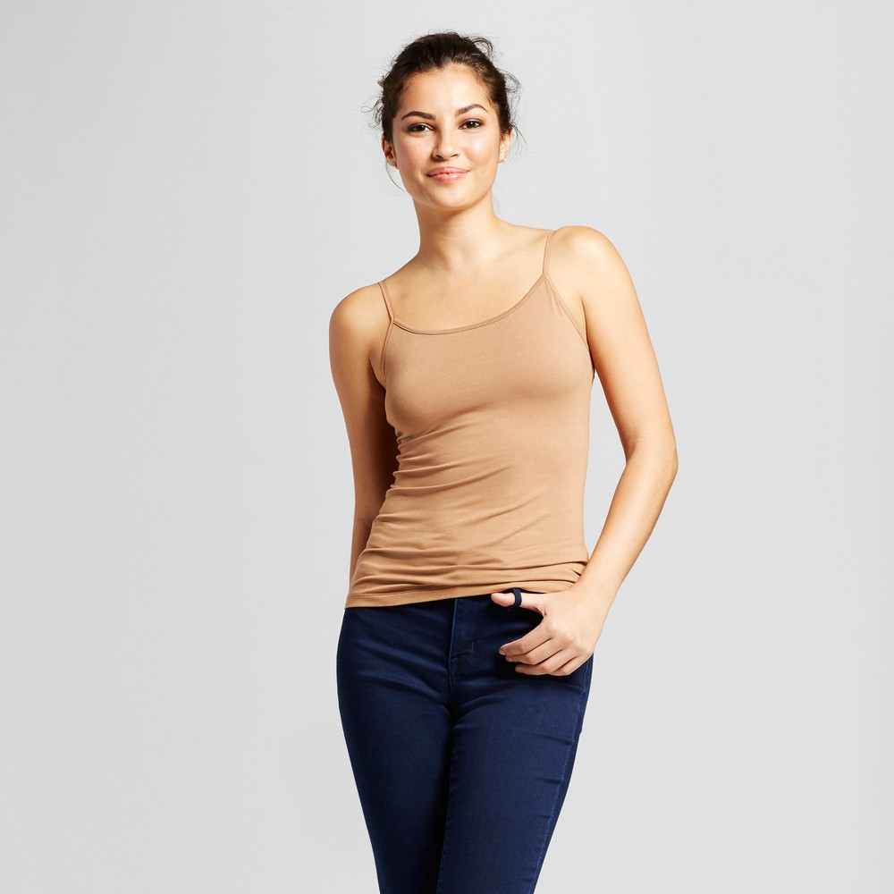 Women's Any Day Cami - A New Day Caramel L