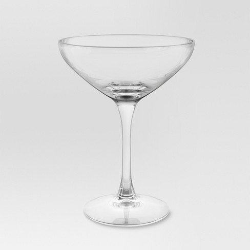 Coupe Champagne Glasses 75oz Set Of 4 Threshold Target